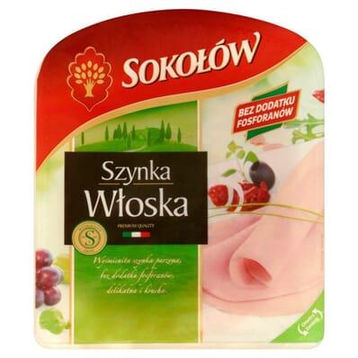 Italian ham Sokolow 140g