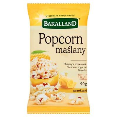 Butter popcron Bakalland 90g