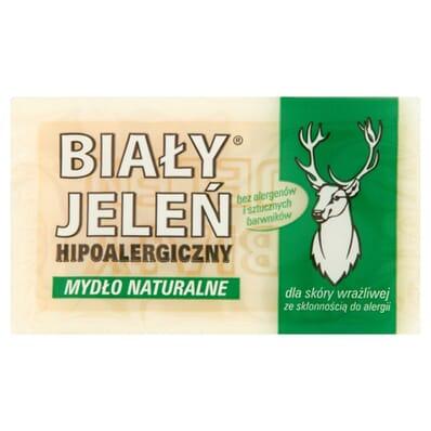Hypoallergenic soap Bialy Jelen 100g