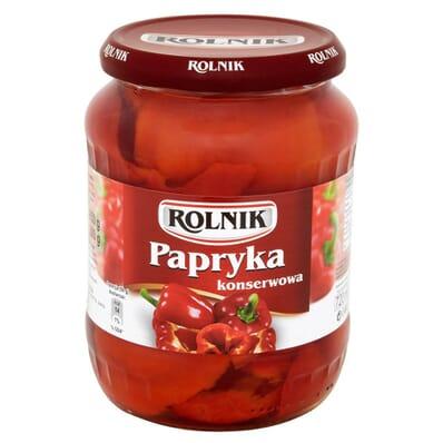 Pickled peppers Rolnik 720ml