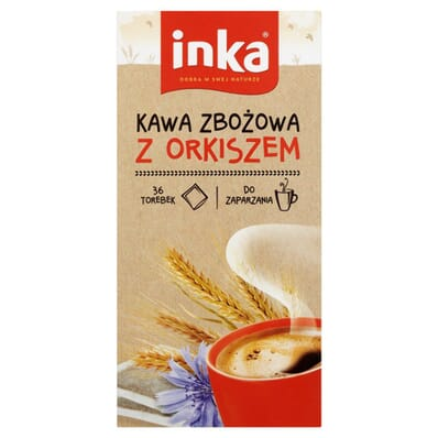 Cereal coffe with spelt Inka 36 bags