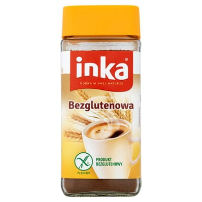 Gluten-free cereal coffee Inka 100g