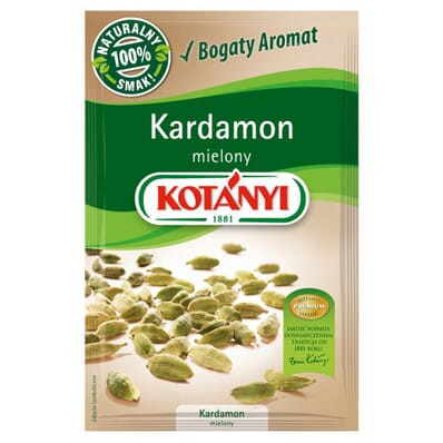 Ground cardamom Kotanyi 10g