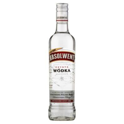 Absolwent vodka 500ml