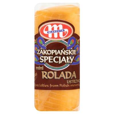 Smoked cheese Rolada Ustrzycka 300g