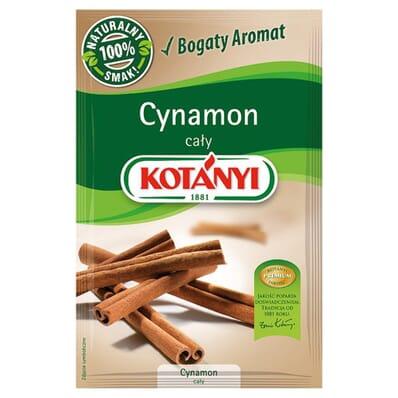 Cinnamon sticks Kotanyi 17g