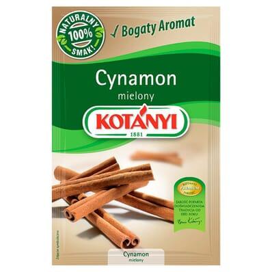 Ground cinnamon Kotanyi 18g
