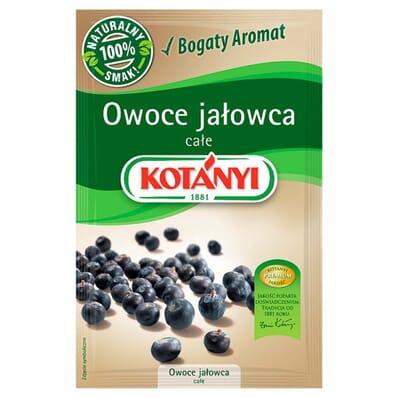 Whole juniper berries Kotanyi 20g