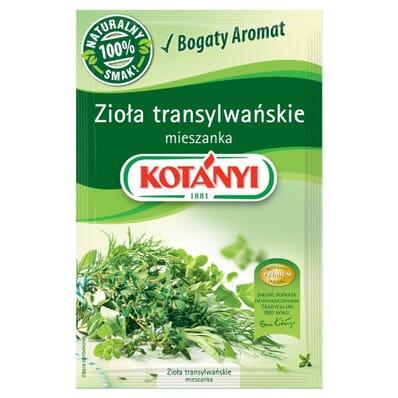 Transilvanian herbs spice mix Kotanyi 10g