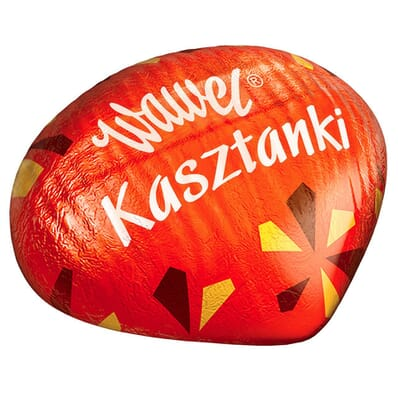 Kasztanki sweets Wawel 100g (by weight)
