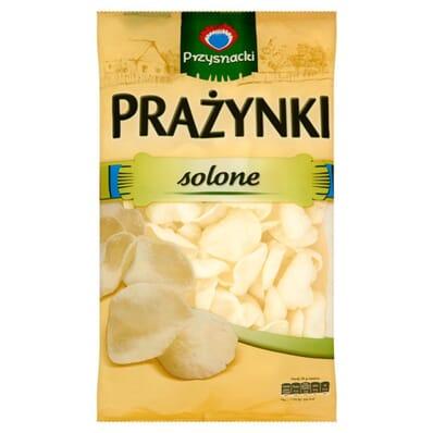 Salted puffs Przysnacki 120g