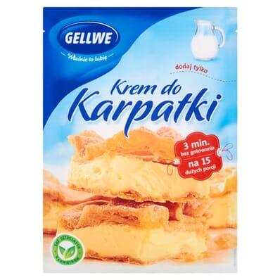 Gellwe Karpatka Creme Kuchen 145g