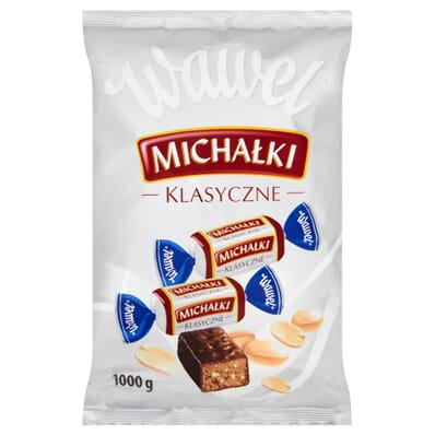 Classic Michalki sweets Wawel 100g (by weight)