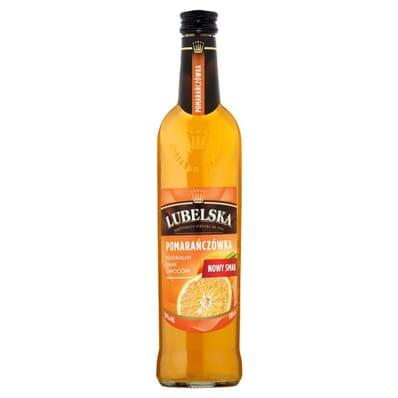 Lubelska orange liquer 30% 500ml