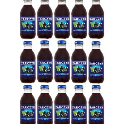 15x Blackcurrant juice Tarczyn 300ml