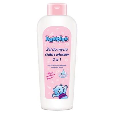 Bambino Shampoo-Duschgel 2in1 400ml