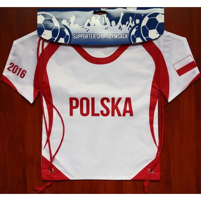 Polen Polska - Sportbeutel