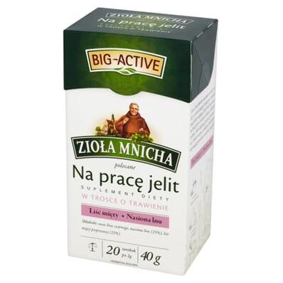 Herbes pour l'intestin Ziola Mnicha 20 sachets