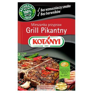 Mélange d'épices Barbecue épicé Kotanyi 30g
