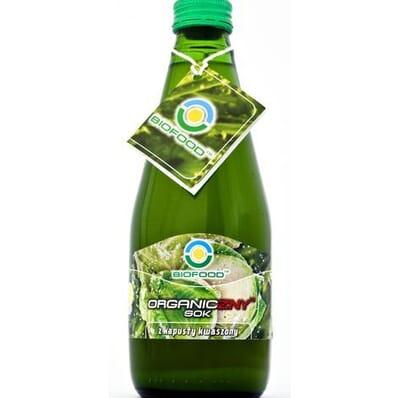 Organic pickled cabbage juice Biofood 300ml