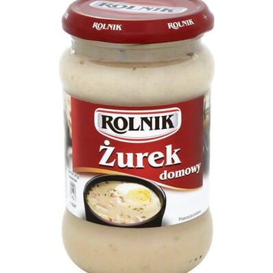 Zupa Żurek domowy Rolnik 370ml