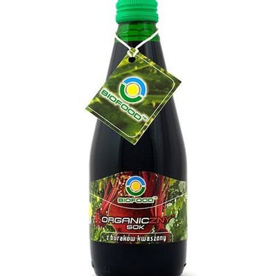 Pickled beetroot juice Biofood 500ml