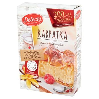 Karpatka cake Delecta 390g