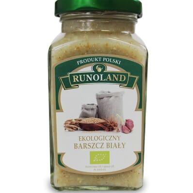 Zupa Barszcz biały ekologiczny Runoland 300g