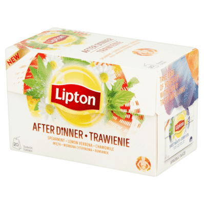 Digestion tea Lipton 20 bags