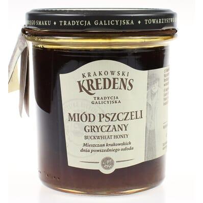 Buy Buckwheat Honey Krakowski Kredens 370g