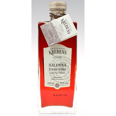 Cranberry tincture Krakowski Kredens 200ml