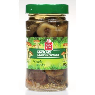 Marinated suillus mushrooms Fine Life 280g