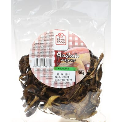 Dried slippery jacks Fine Food 50g