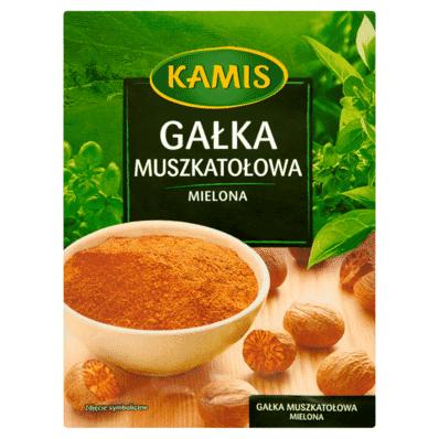 Przyprawa Gałka muszkatołowa mielona Kamis 9g