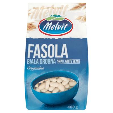 Small white beans Melvit 400g