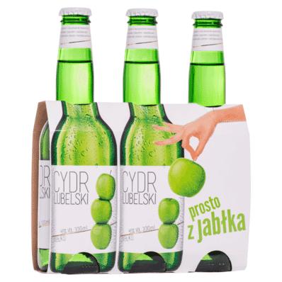 3x Lubelski cider 330ml bottle
