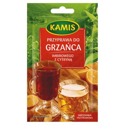 Mulled wine ginger seasoning with lemon Kamis 25g