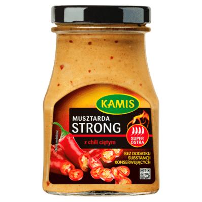 Chili mustard Kamis 185g