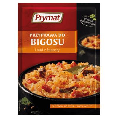 Bigos and cabbage seasoning Prymat 20g