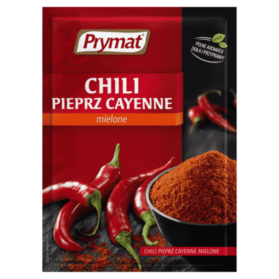 Ground Cayenne pepper Prymat 15g