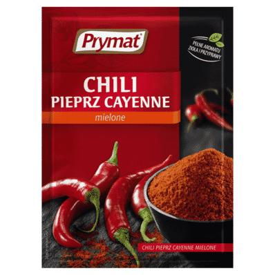 Przyprawa Chili pieprz Cayenne mielone Prymat 15g