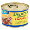 Fish salad with mackerel Losos 170g