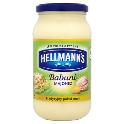 Hellmans Oma's Mayonnaise 420ml