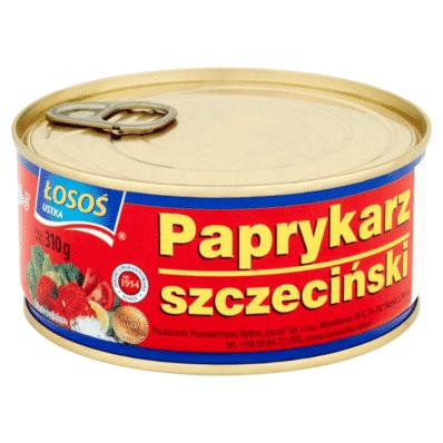 8x Paprykarz szczeciński Łosoś 310g