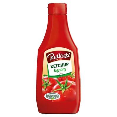 Pudliszki Ketchup mild 480g