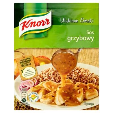 Sos grzybowy Knorr 24g