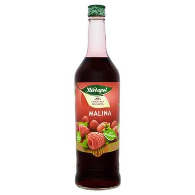 Raspberry syrup Paola 420ml