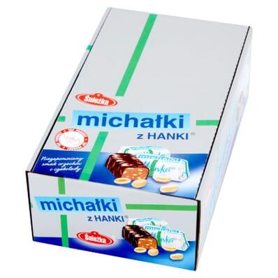 Michalki z Hanki sweets Sniezka 100g (by weight)