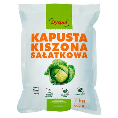 Sauerkraut Dyspol / Sloneczne Pole 1kg