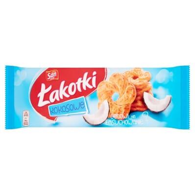 Lakotki coconut biscuits San 168g